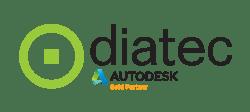 transparent diatec autodesk logo